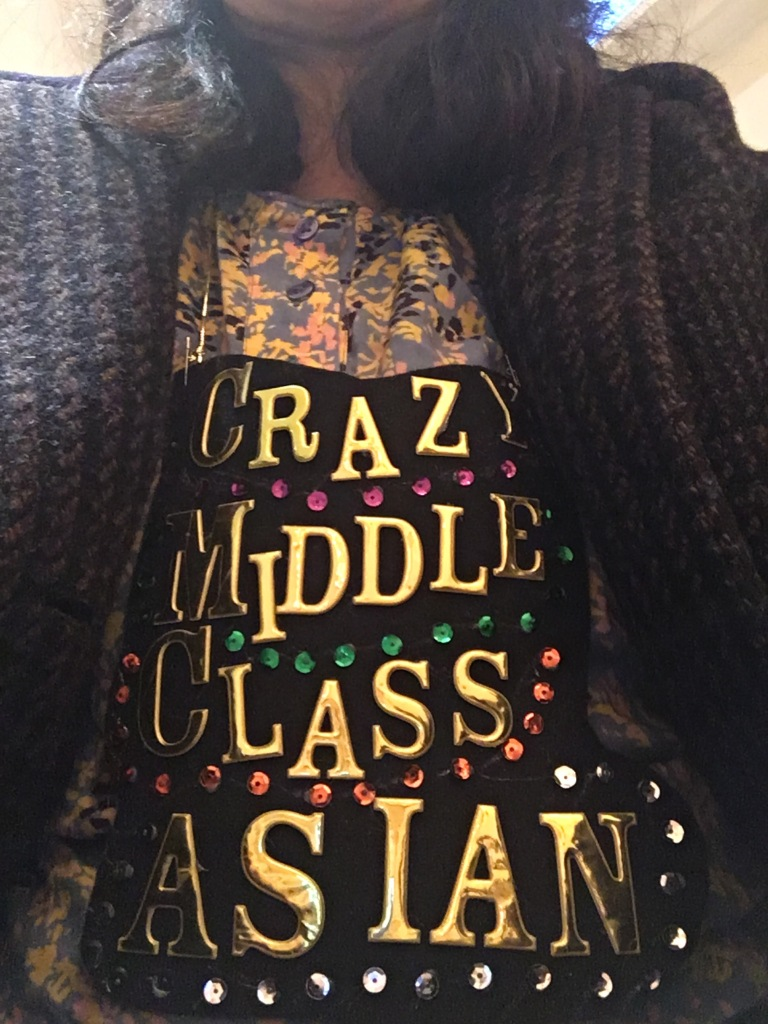 crazy middle-class asian